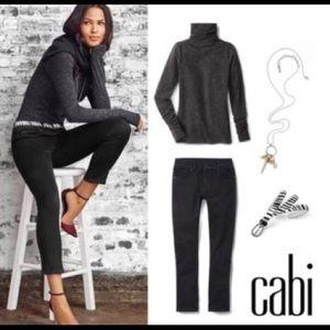 CAbi New Crop Black jeans